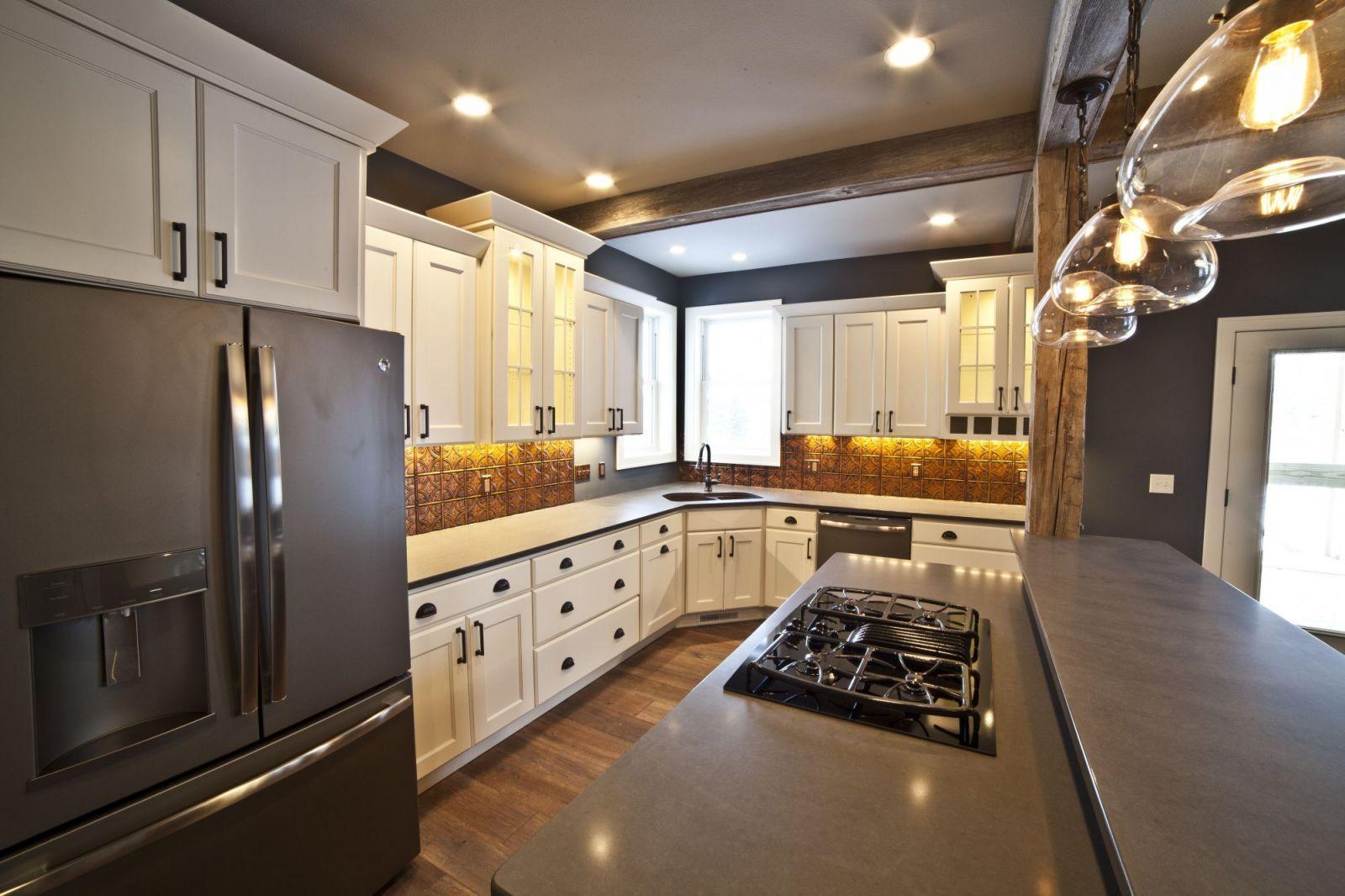 Trademark Homes kitchen
